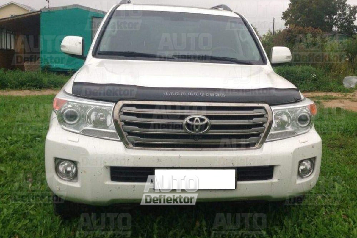 Дефлектор капота VIP TUNING TOYOTA Land Cruiser 200 с 2007